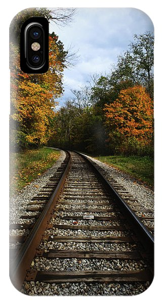 Autumn View IPhone Case