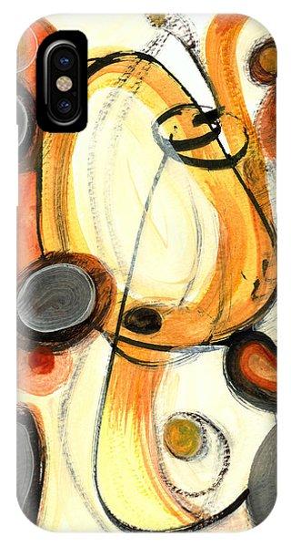 Autumn Winds IPhone Case