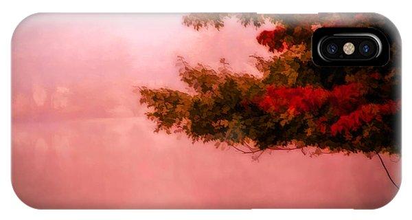Autumns Changing Colors IPhone Case