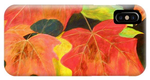 Autumn's Glow  IPhone Case