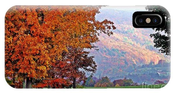 Autumns Splendor IPhone Case