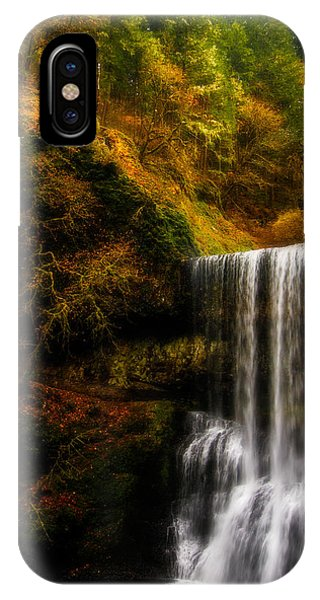 Autumn's Twilight IPhone Case