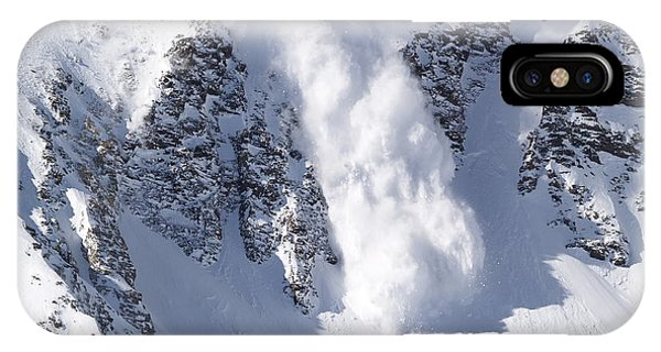 Avalanche I IPhone Case