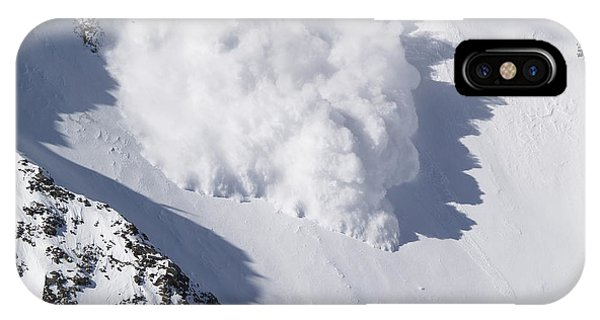 Avalanche IIi IPhone Case