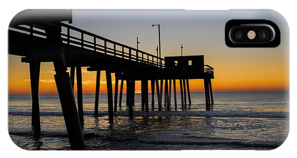Avalon Pier IPhone Case