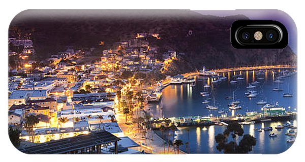 Avalon Sunset IPhone Case