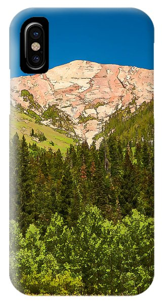 Avery Peak IPhone Case