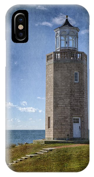 Avery Point Lighthouse IPhone Case