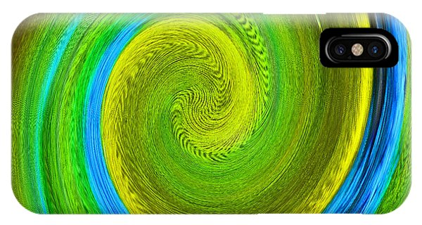 Avian Swirl 2 IPhone Case