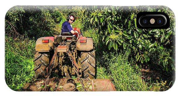 Psi iPhone Case - Avocado Plantation. by Photostock-israel