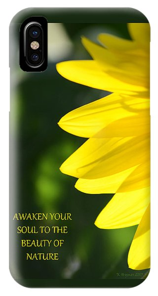 Awaken IPhone Case