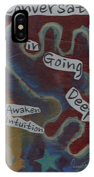 Awakening Intuition IPhone Case