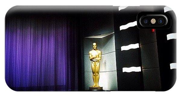 Movie iPhone Case - Awards Screening by Natasha Marco