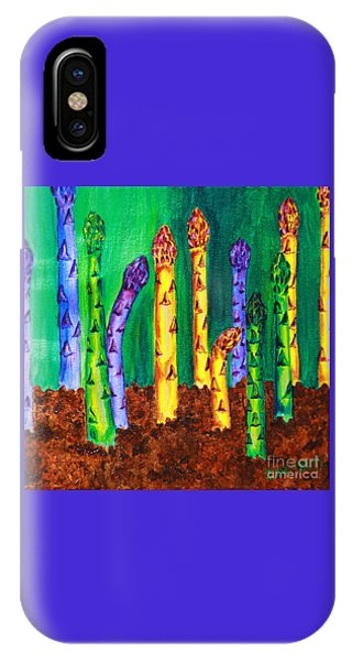 Awesome Asparagus IPhone Case