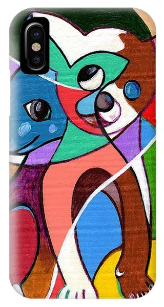 Ay Chihuahua IPhone Case