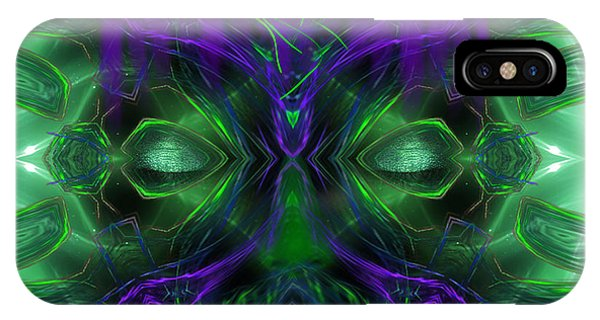 Ayahuasca Experience - Fantasy Art By Giada Rossi IPhone Case
