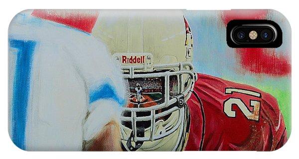 Az Cardinals Patrick Peterson IPhone Case