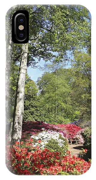 Azalea Flowers IPhone Case