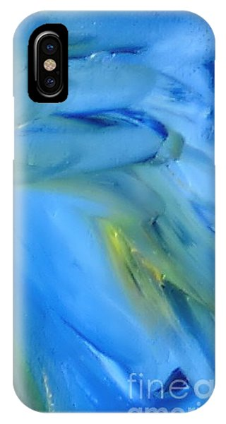 Azul IPhone Case