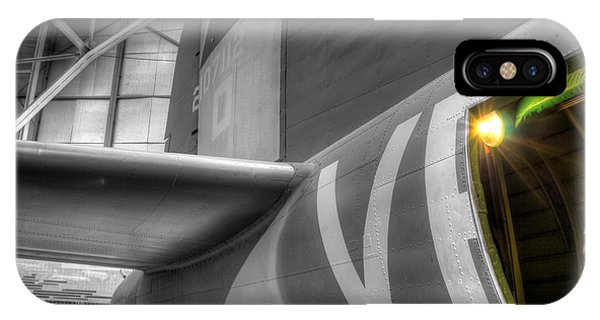 B-17 Bomber Tail IPhone Case