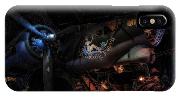 B-17 Exhibit In Hdr IPhone Case