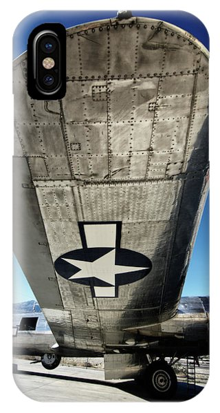 B 17 Sentimental Journey IPhone Case