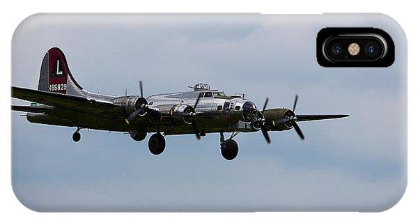 B-17 Yankee Lady IPhone Case