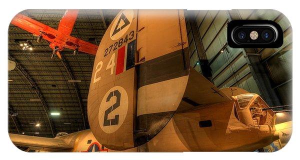 B-24 Liberator Tail IPhone Case