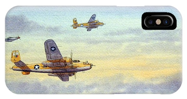 B-25 Mitchell IPhone Case
