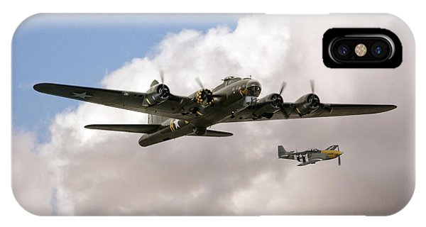B17 And P51 IPhone Case