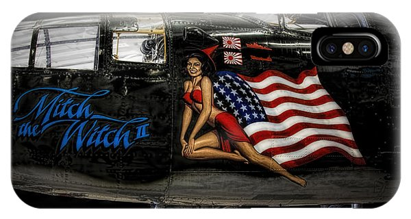 B25 Nose Art  ... IPhone Case