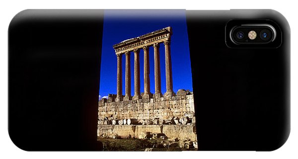 Baalbek IPhone Case