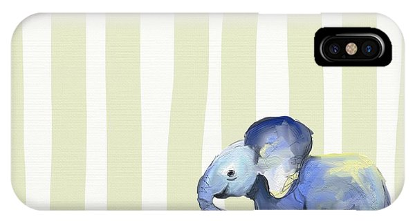 Animal iPhone Case - Baby Ellie  by Cathy Walters