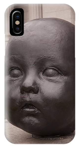 Baby Head IPhone Case
