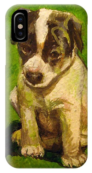 Baby Jack Russel IPhone Case