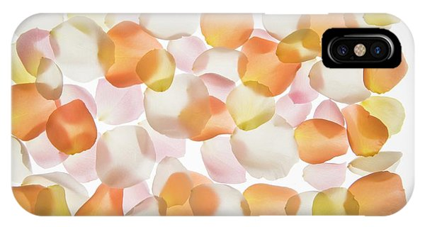 Back Lit Flower Petals Phone Case by Photostock-israel/science Photo Library