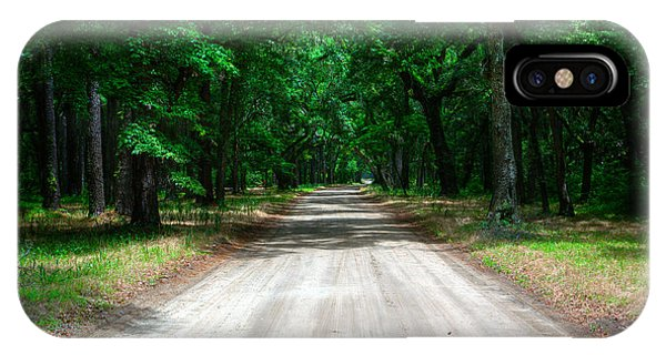 Back Roads Of South Carolina IPhone Case