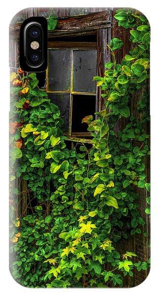 Back Window Phone Case by Russ Burch