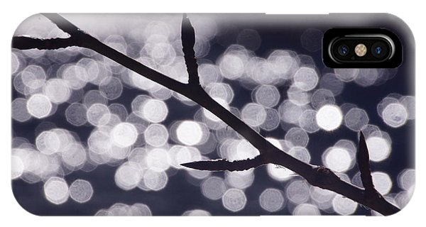 Backlit Branch IPhone Case