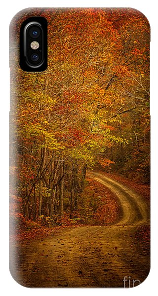 Backroad Color IPhone Case