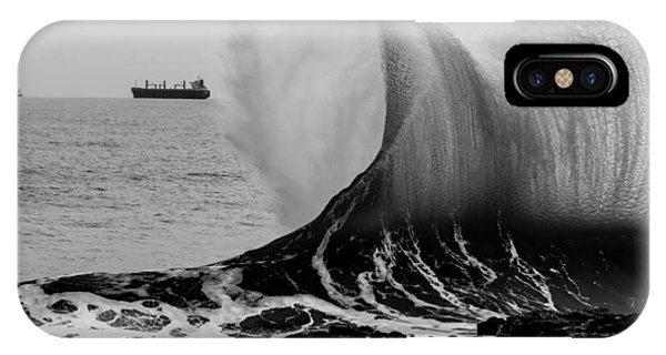 Backwash IPhone Case