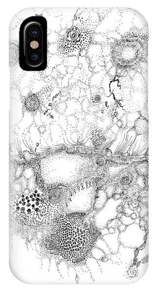 Bacteriophage Ballet IPhone Case