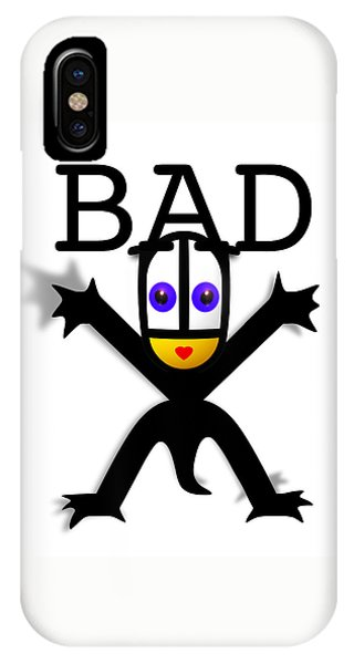 Sex Kitten iPhone Case - Bad Babe by Charles Stuart