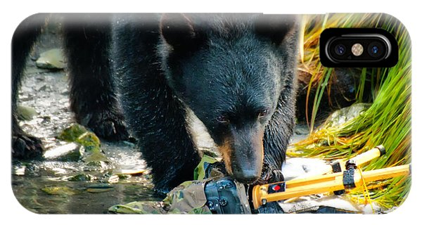 Bad Day For Nikon IPhone Case