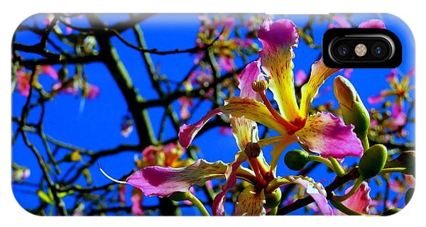 Bad Orchid  IPhone Case