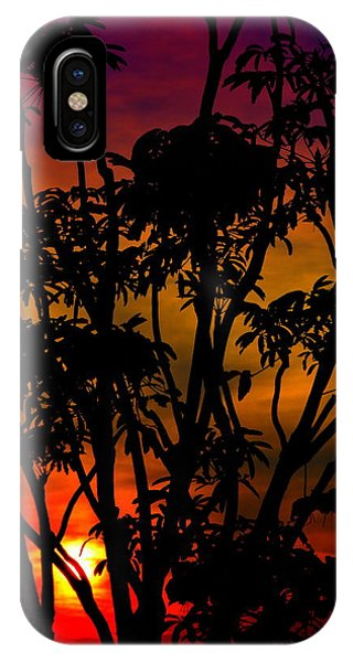 Bad Tree  IPhone Case