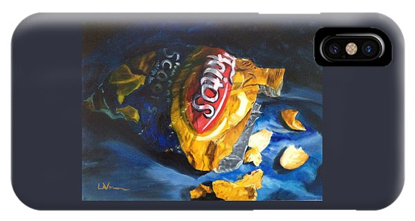 Bag Of Chips IPhone Case