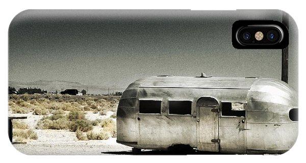 Movie iPhone Case - Bagdad Cafe by Karolo Ka