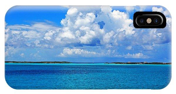 Bahama Blues 5 IPhone Case