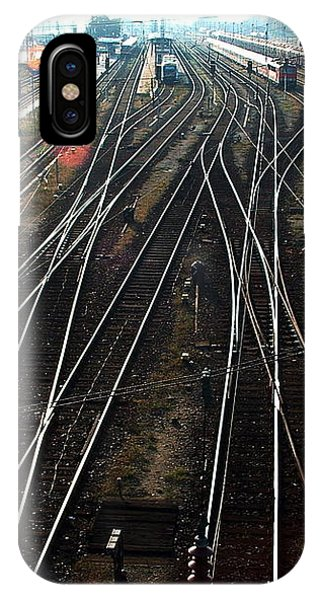 Bahnhof Cottbus IPhone Case